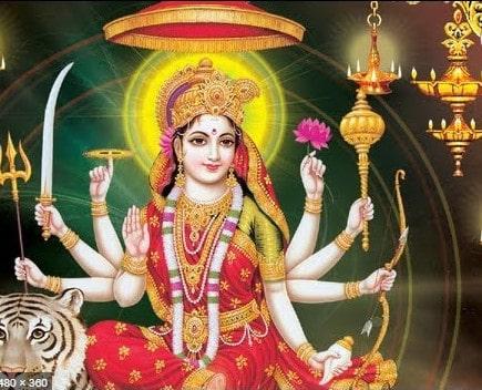 సర్వబాధల నుండి విముక్తి చేసే   దుర్గాదేవి నామం..!!శ్రీదుర్గా ద్వాత్రింశన్నామ మాలా