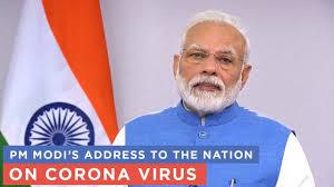 modi speech about corona virus